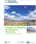 Strategies for mitigating air pollution in Mexico City